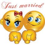 Witzige Glückwünsche zur Hochzeit